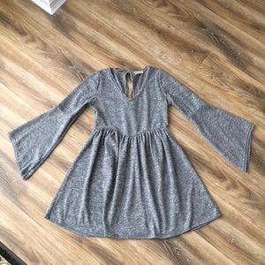 Altair'd State Barling Knit Sweater Dress